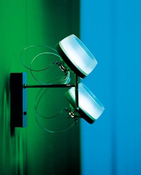 Nota Wall lamp by segno | Wall-mounted spotlights