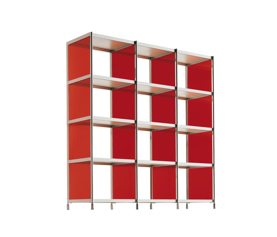 SEC bookshelf lib010 by Alias | Office shelving systems
