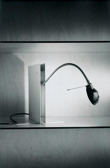 Oskar LED by Ingo Maurer | Bookends
