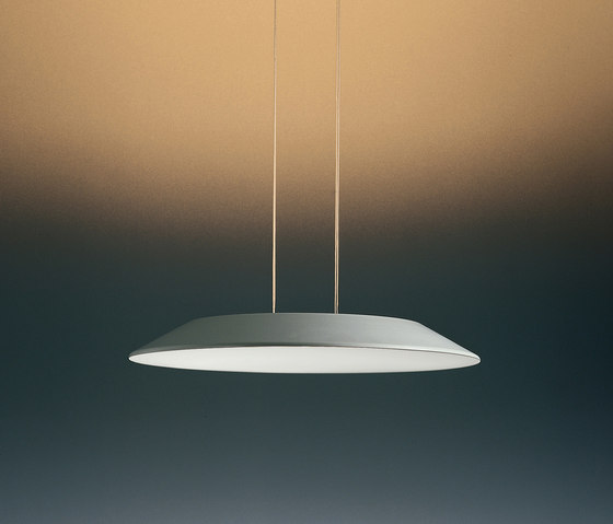 Float circolare Suspension Lamp by Artemide | General lighting