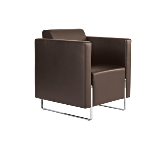 Domino 9210 by Dietiker | Lounge chairs