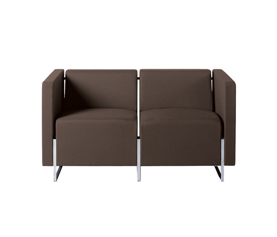 Domino Lounge 2-Seater by Dietiker | Lounge sofas