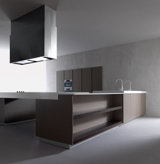 Luce by Effeti Industrie SRL | Fitted kitchens