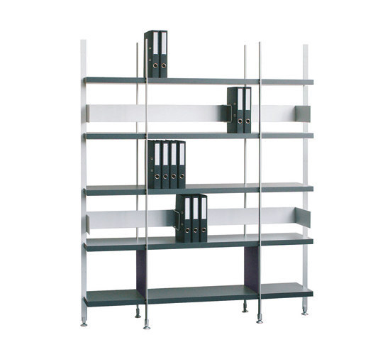 Regalsystem SH11 by elf elf | Office shelving systems