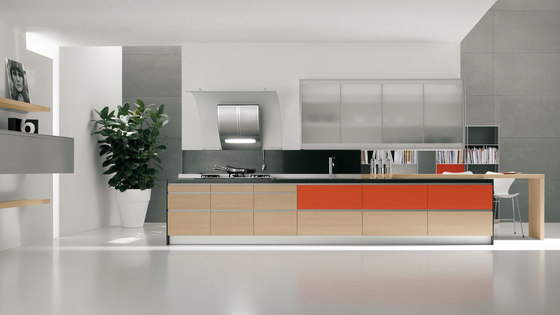 Artematica Rovere by Valcucine | Fitted kitchens