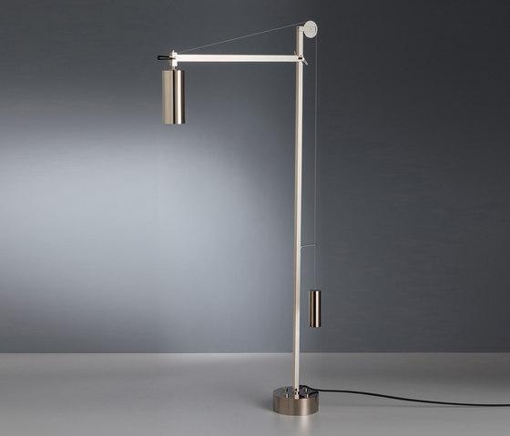 BH23 Bauhaus Floor lamp de Tecnolumen   Luminaires sur pied