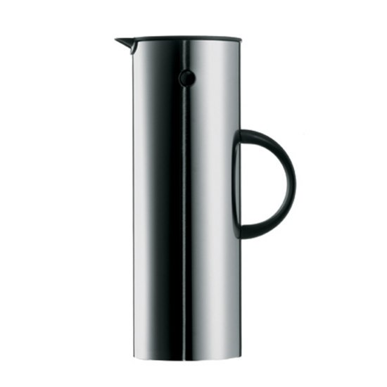 900 Vacuum jug, steel by Stelton | Dinnerware