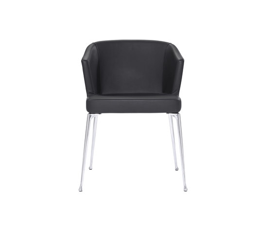 Telly armchair by Desalto | Visitors chairs / Side chairs