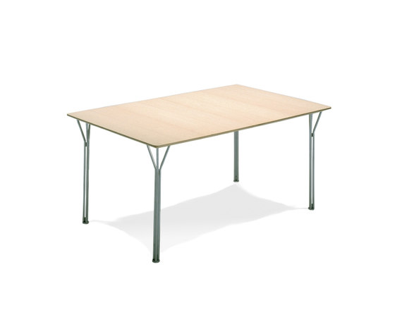 03860 Rectangular Table by Getama Danmark | Meeting room tables