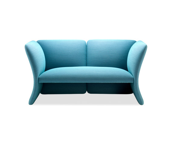 Mondial 2-Seater Couch by Getama Danmark | Sofas