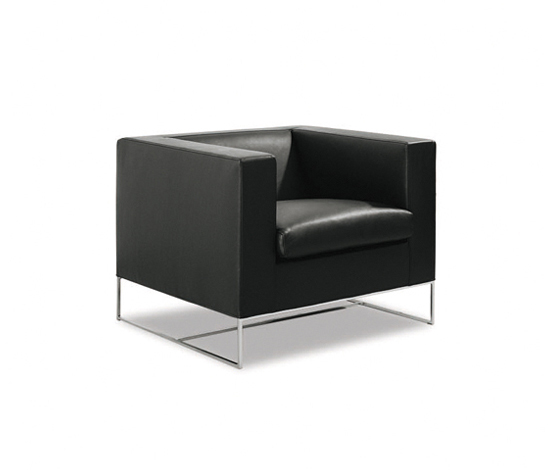 Klee by Minotti | Lounge chairs