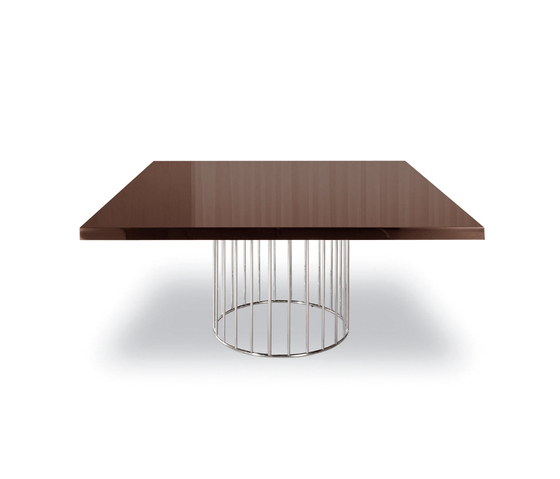Caulfield Table * by Minotti | Restaurant tables