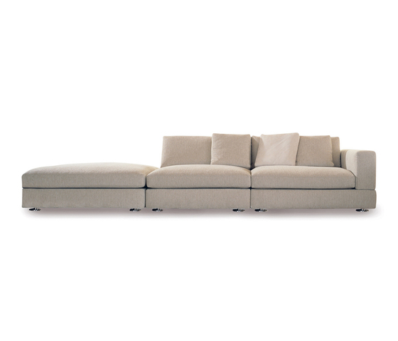 Nolan Sofa * by Minotti | Lounge sofas