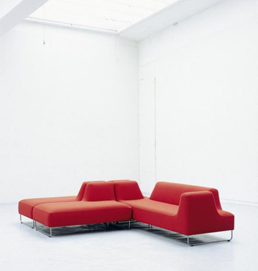 UGO 301 + 202 + 203 + 103 by LK Hjelle | Modular seating systems