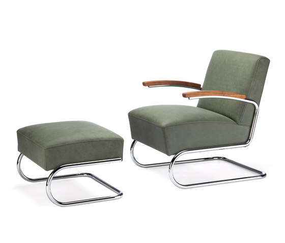S 411 I S 411 H by Thonet | Lounge chairs