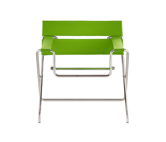 D4 Bauhaus-Faltsessel von TECTA | Loungesessel