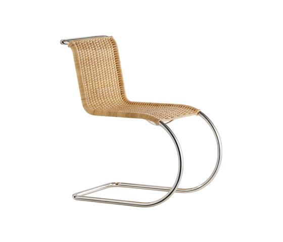 B42 Weißenhof-Chair by TECTA | Chairs