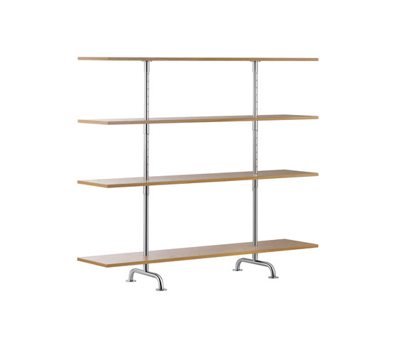 S44 Bookshelf by TECTA | Library shelving systems