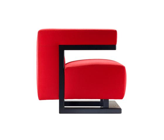 F51 Gropius-Sessel von TECTA | Loungesessel