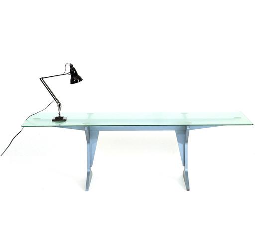 M 40 Piscator Tisch von TECTA | Schreibtische