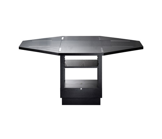 M10 Bauhaus-Folding table de TECTA | Mesas comedor