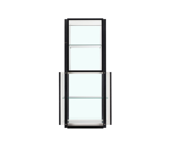 S40 Glass cupboard by TECTA | Display cabinets