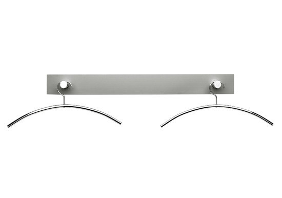 Hangon double 4 by Cascando | Hook rails