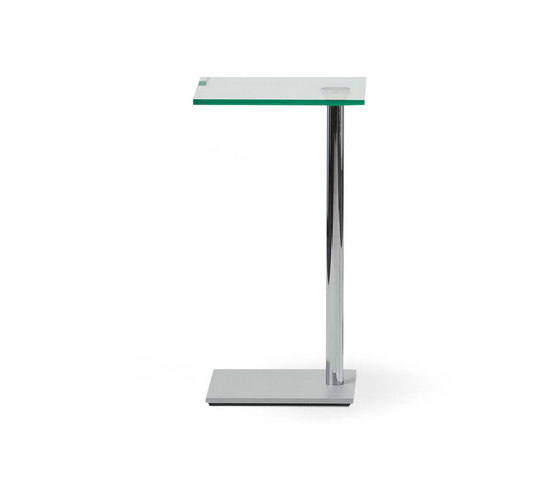 Exxentrique square 50 by Cascando | Side tables