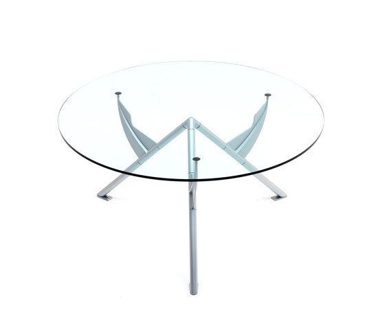 President M round table by Baleri Italia by Hub Design | Dining tables