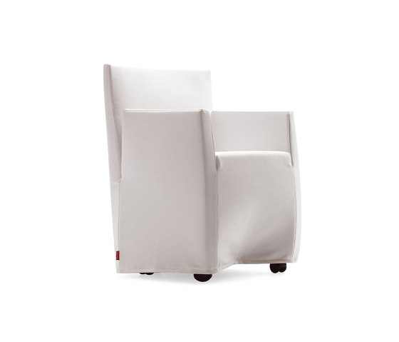 Capri Jolly armchair by Baleri Italia | Visitors chairs / Side chairs