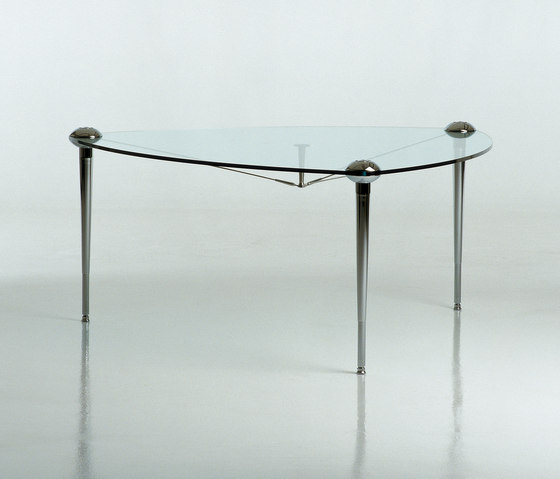 Ludwig triangular table by Baleri Italia by Hub Design | Dining tables
