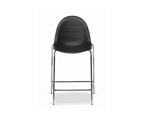 Luna stool 1311-20 de Plank | Taburetes de bar
