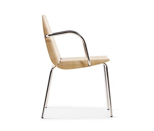 Millefoglie armchair 1620-40 by Plank | Multipurpose chairs