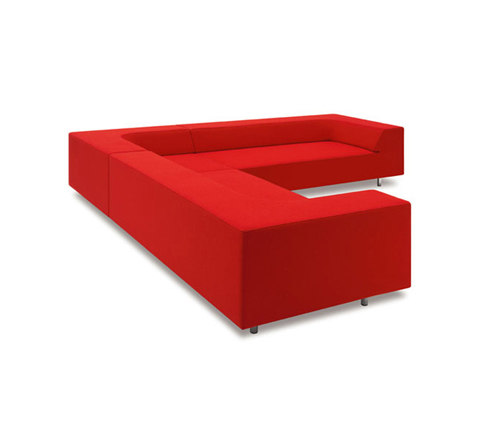 Easy Block sofa by OFFECCT | Modular seating systems