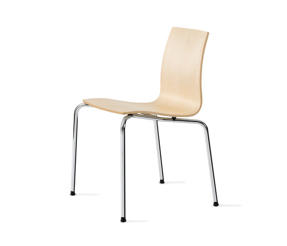 Noa S-035 by Skandiform | Visitors chairs / Side chairs