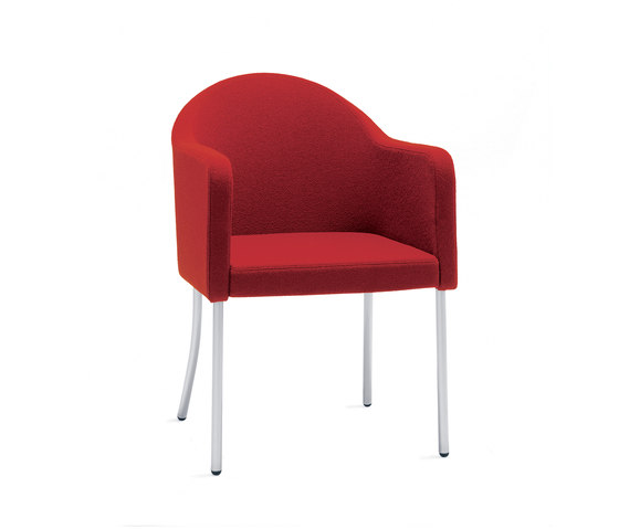 Lui F-210 by Skandiform | Visitors chairs / Side chairs