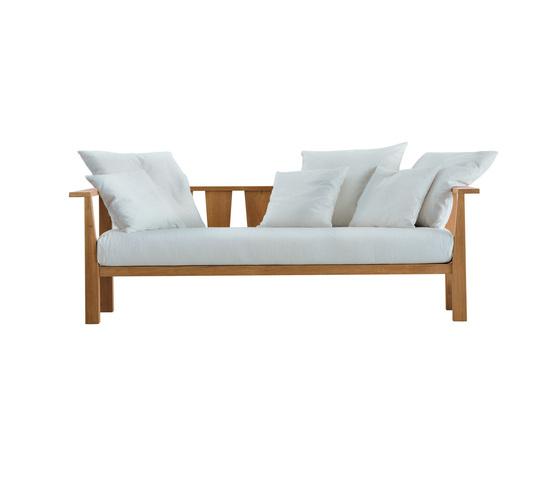 InOut 03 de Gervasoni | Sofás de jardín