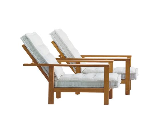 InOut 09 by Gervasoni | Garden armchairs