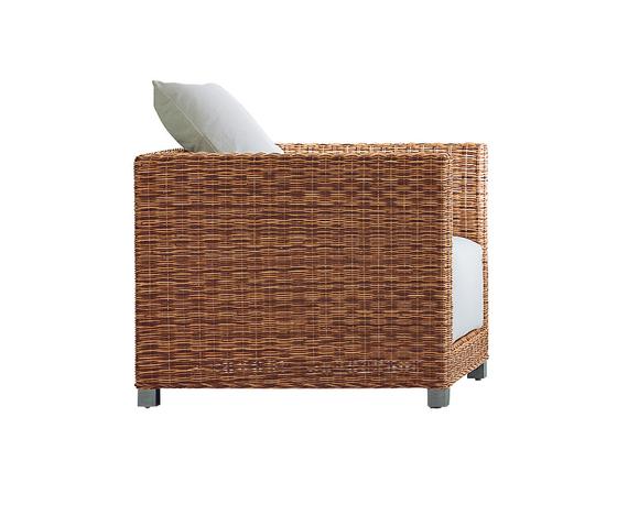 Net 01 by Gervasoni | Garden armchairs