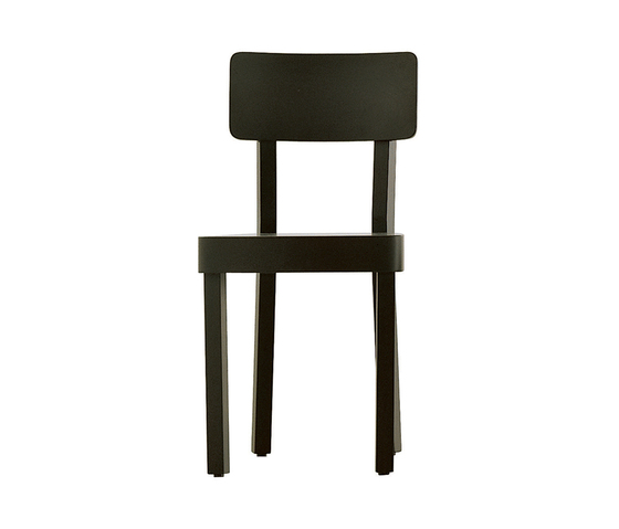 Black 123 de Gervasoni | Chaises de restaurant
