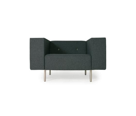 bottoni Single seater by moooi | Lounge chairs