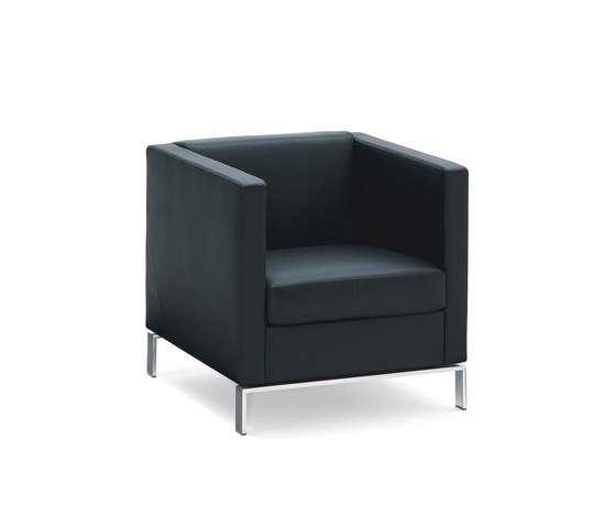 Foster 501 armchair by Walter Knoll | Lounge chairs