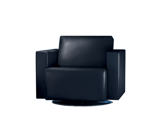 Nelson 609 armchair de Walter Knoll | Fauteuils d'attente