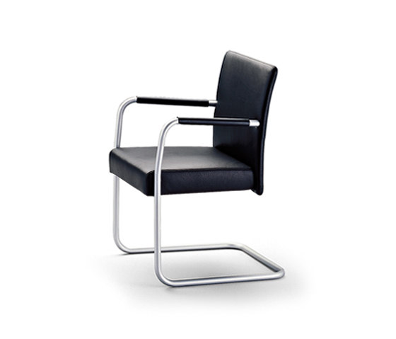Jason cantilever by Walter Knoll | Visitors chairs / Side chairs