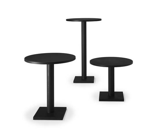 NON Table by Källemo | Bar tables