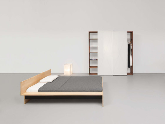 DINADREI bed by Sanktjohanser | Double beds