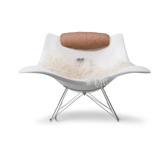 Stingray Rocking Chair von Fredericia Furniture | Loungesessel