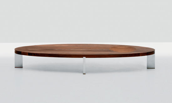 Groundtable by Zeitraum | Lounge tables