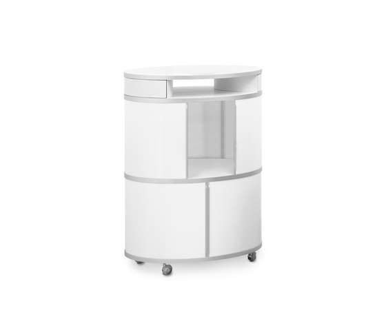 WOGG LIVA Ellipse Tower by WOGG | Display cabinets