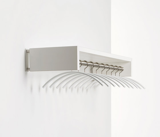Tubulus W by van Esch | Hat racks